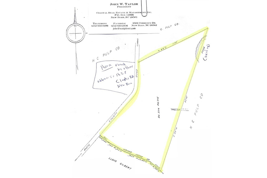 Craven County CR-09 Hunting Land